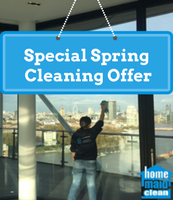 Home Maid Clean Special spring cleaning offer