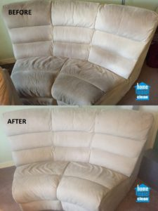 Upholstery cleaning and spring cleaning London