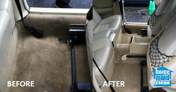 Car Interior Cleaning Service London