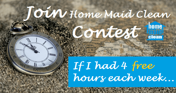 Home Maid Clean contest
