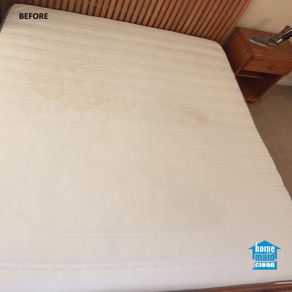 mattress steam clean London
