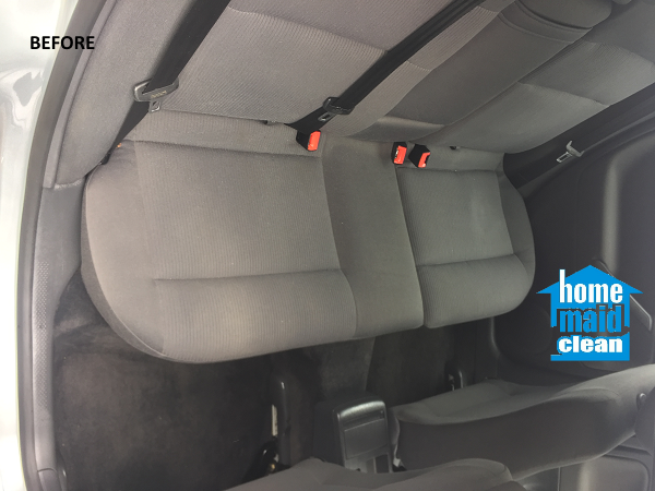 car interior steam cleaning london