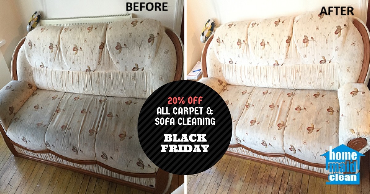 black friday deal 20 off on all carpet cleaning and sofa cleaning orders till end of november. Black Bedroom Furniture Sets. Home Design Ideas