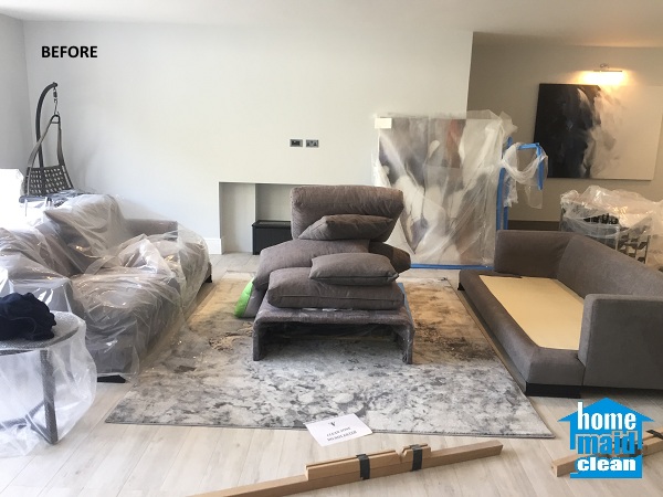 removing bad sofa smell sofa cleaning London