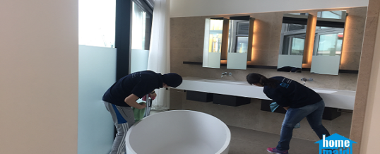 Deep one-off cleaning before a wedding event in Kensington