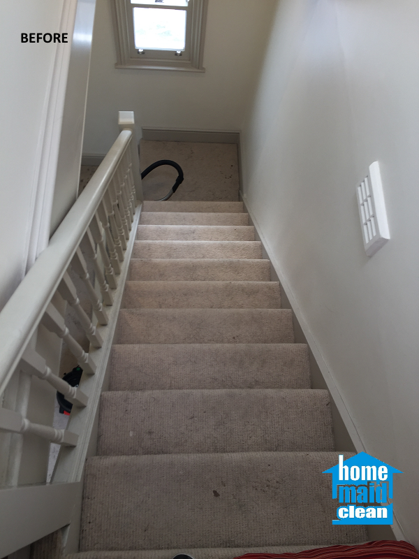 communal staircase carpet cleaning