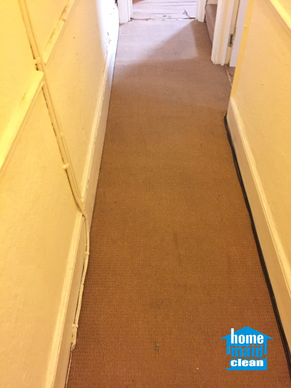 hallway carpet cleaning